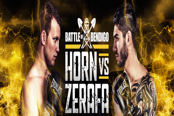 Michael Zerafa feels he has some advantages over favored former champion Jeff Horn
