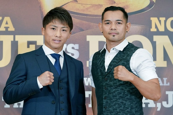Dramatic final: Naoya Inoue fights Nonito Donaire November 7