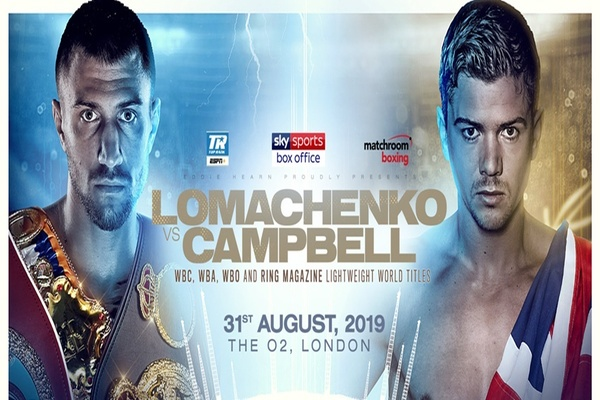 Loma vs. Cool Hand Luke: Does Luke Campbell have a chance against Vasyl Lomachenko?