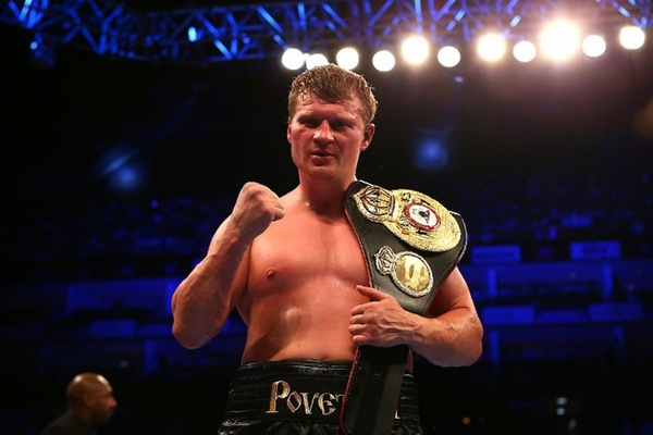 After defeating 'cousin' Hughie, Alexander Povetkin wants Tyson Fury