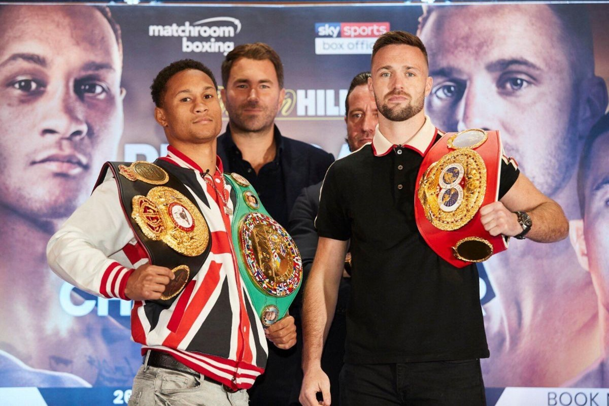 Prograis vs. Taylor photo