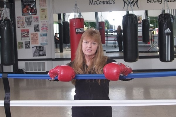 Fighter and trendsetter: Sue Fox looks back at her boxing career