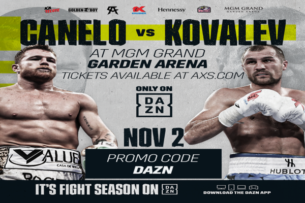 Canelo vs. Kovalev undercard: Ryan Garcia, Bakhram Murtazaliev, Seniesa Estrada all fighting
