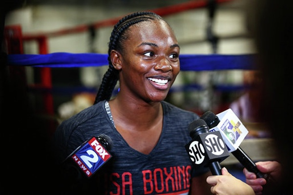 Undisputed middleweight champion Claressa Shields meets former champion Ivana Habazan this Saturday night