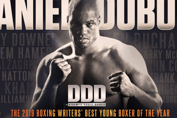 Daniel Dubois makes quick work of Ebenezer Tete