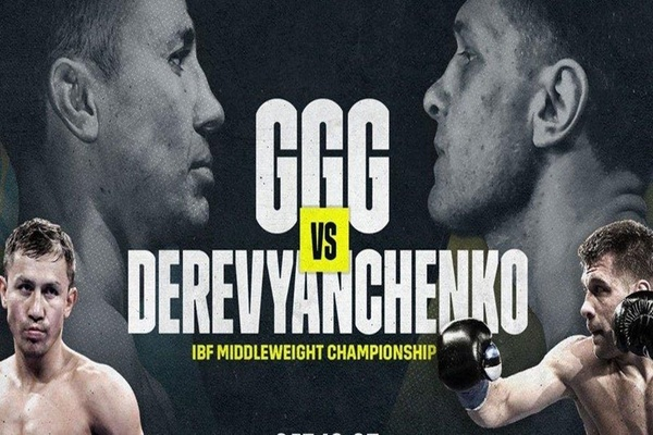 A lot at stake this Saturday night as Gennady Golovkin and Sergiy Derevyanchenko throw hands