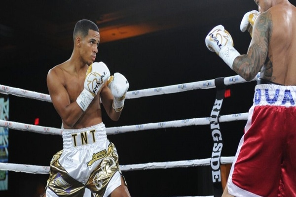 Prospect Khiry Todd notches 11th victory