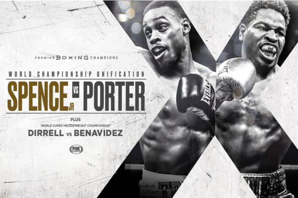 Errol Spence Jr. and Shawn Porter media conference call