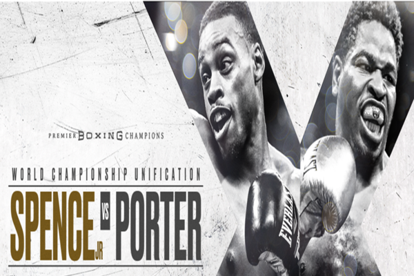 Errol Spence Jr/Shawn Porter pre-fight analysis with 'Iceman' John Scully