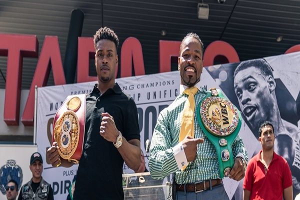 Can Shawn Porter find a way to defeat Errol Spence Jr.?