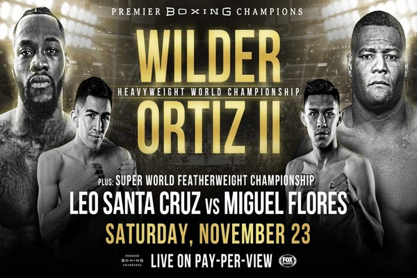 Deontay Wilder vs. Luis Ortiz sequel adds important fights to undercard