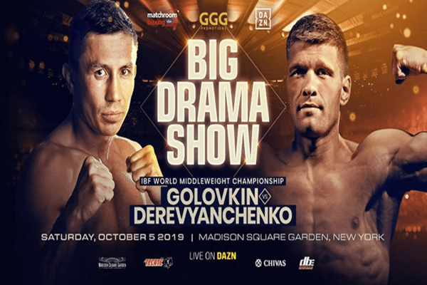 Big drama show indeed: Gennady Golovkin edges Sergiy Derevyanchenko in war of attrition