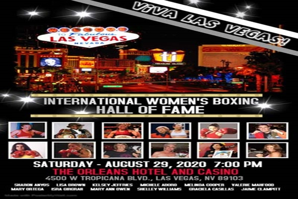 International Woman's Boxing Hall of Fame announces 2020 class
