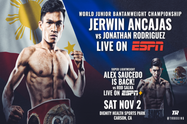 IBF super flyweight champion Jerwin Ancajas hopes to look great in number eight