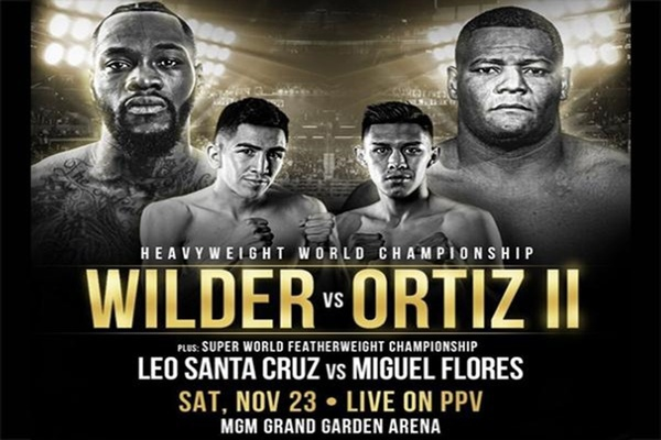 Wilder-Ortiz undercard: Leo Santa Cruz captures fourth title