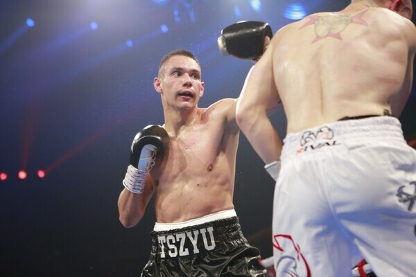 Tim Tszyu inspired by Jeff Horn's win over Manny Pacquiao