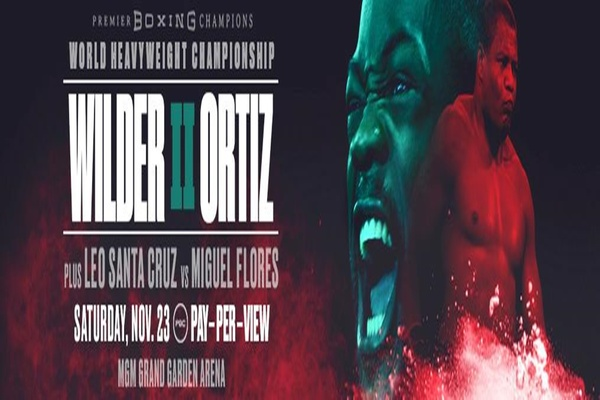Live underdog Luis Ortiz counting down days to rematch with Deontay Wilder