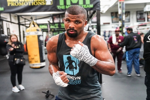 Badou Jack talks his Dec.28 fight against Jean Pascal