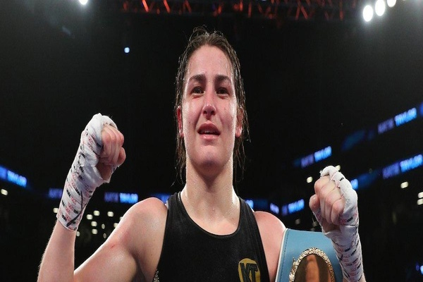 Maxboxing 2019 Female Fighter of the Year: Katie Taylor