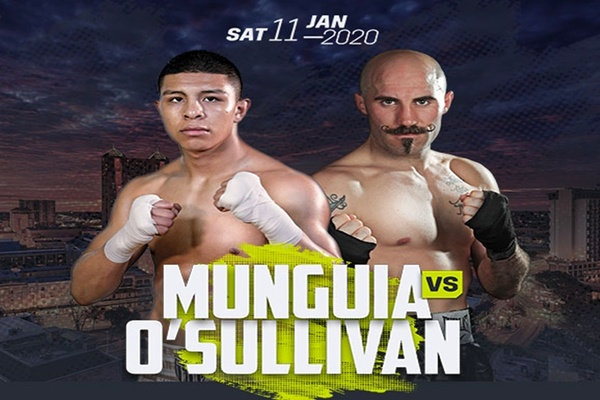 Jamie Munguia vs. Gary O'Sullivan: It will TAKE the luck of the Irish