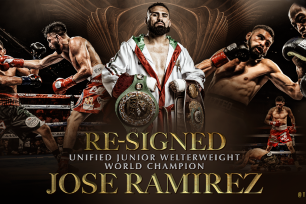 Jose Ramirez inks new deal with Top Rank, hopes to unify titles in 2020