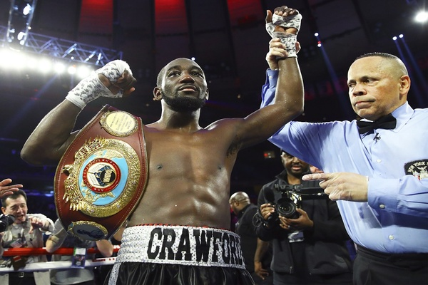Terence Crawford: Boxing's best welterweight might just be boxing's best. Period.