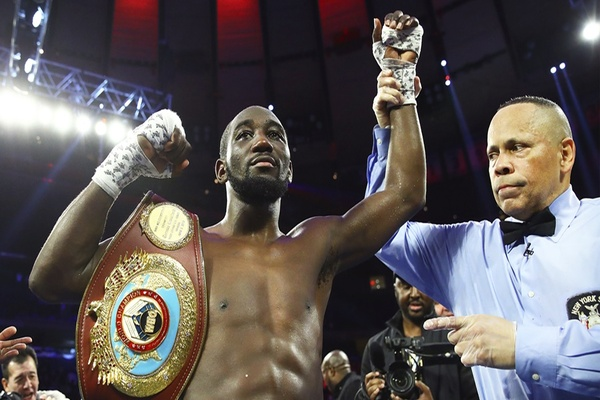 Terence Crawford stops the 'Mean Machine' Is Shawn Porter next?