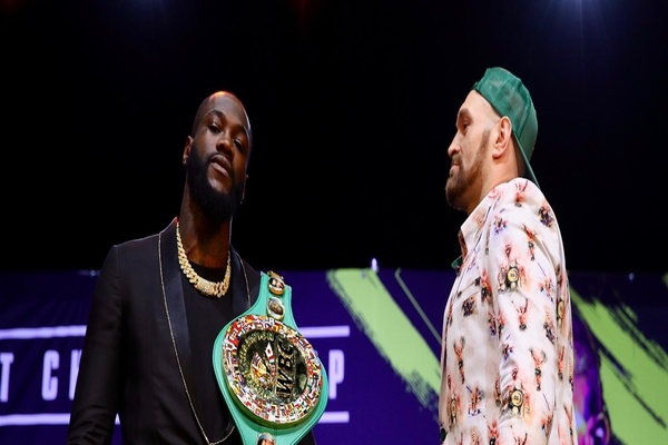 30 days out: 'Don't look down' Deontay Wilder vs. Tyson Fury 2