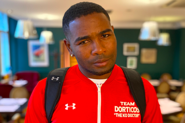 Yuniel Dorticos plans to knock out Mairis Briedis