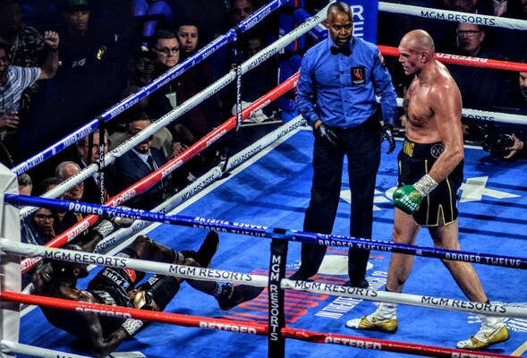 Tyson Fury batters Deontay Wilder into submission, wins by stoppage