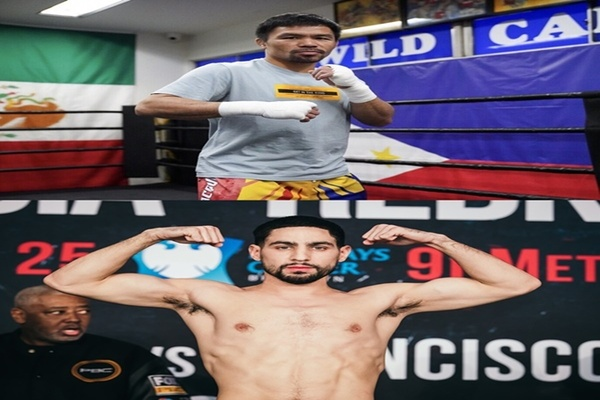 Danny Garcia should fight Manny Pacquiao