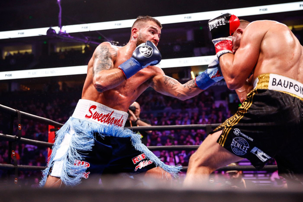 IBF super middleweight champion Caleb Plant dominates Vincent Feigenbutz