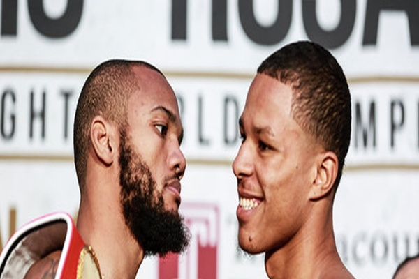 Big underdog Jeison Rosario shocks Julian Williams, wins junior middleweight titles