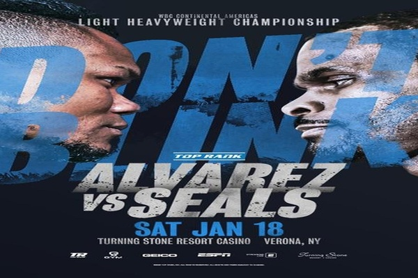 Eleider Alvarez eyes another world title shot