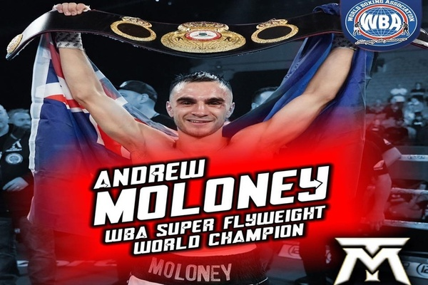 Andrew Moloney returns June 23, hopes to fight 'Chocolatito' Gonzalez
