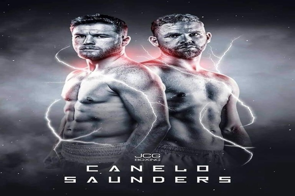 Can Billy Joe Saunders win a decision over Canelo Alvarez?