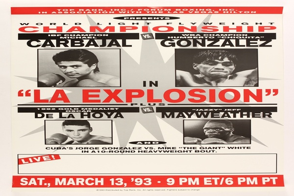 A classic remembered: Michael Cabajal vs. Humberto Gonzalez