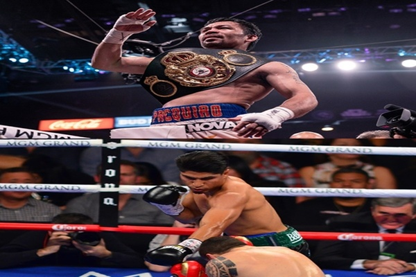 Parallel Worlds: Manny Pacquiao vs. Mikey Garcia