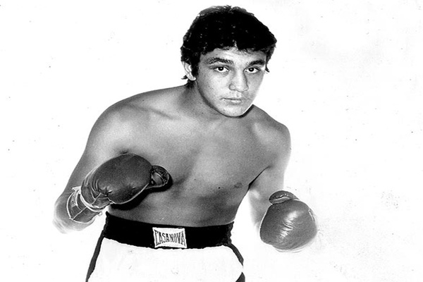 Should Mando Ramos be in the International Boxing Hall of Fame? I say YES