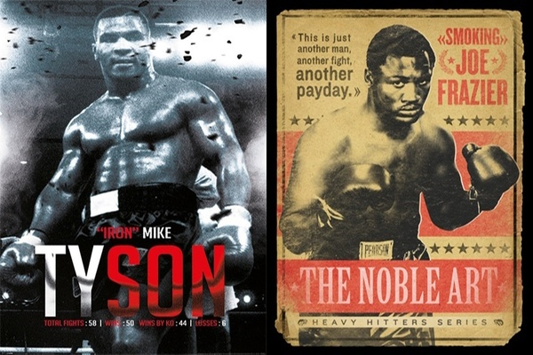 Mythical match-up five: Mike Tyson vs. Joe Frazier