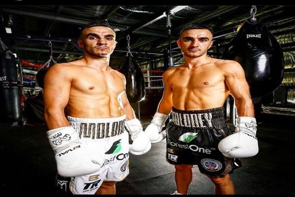 Virus pandemic and the fall out: Insight from professional fighters Andrew and Jason Moloney