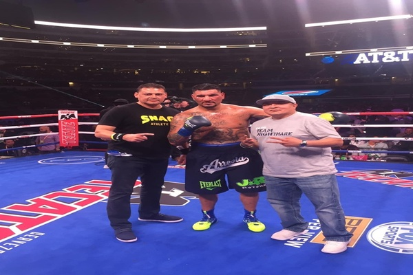 Trainer Henry Ramirez ready to get back to work after defeating Covid-19