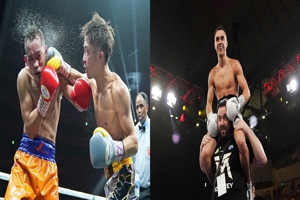 World champion Naoya Inoue to defend titles against Jason Moloney, Joshua Franco and Andrew Moloney rematch close
