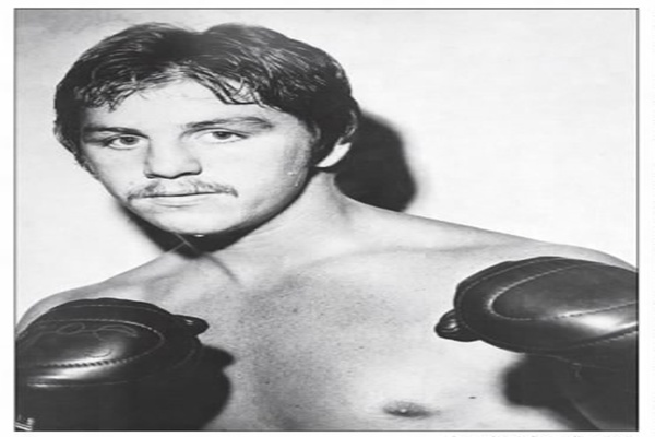 Talkin' Mike Quarry: The guy could fight
