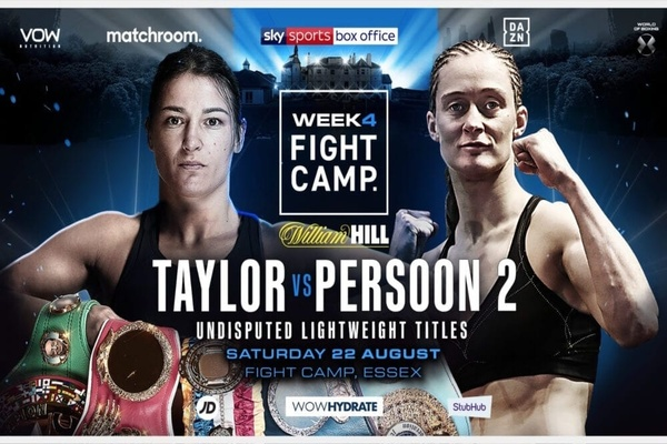 Katie Taylor and Delfine Persoon meet again this Saturday night: Will the sequel have a clearer outcome?