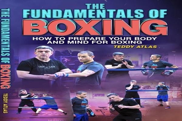 Product review: The Fundamentals of Boxing with Teddy Atlas