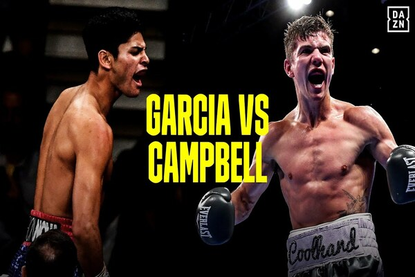 Looks like Ryan Garcia vs. Luke Campbell is happening