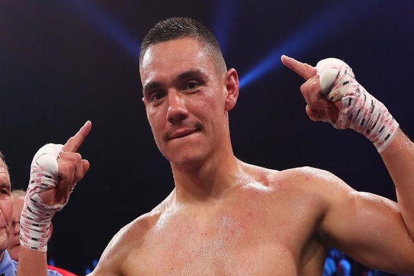 What's my name? Tim Tszyu dominates Jeff Horn