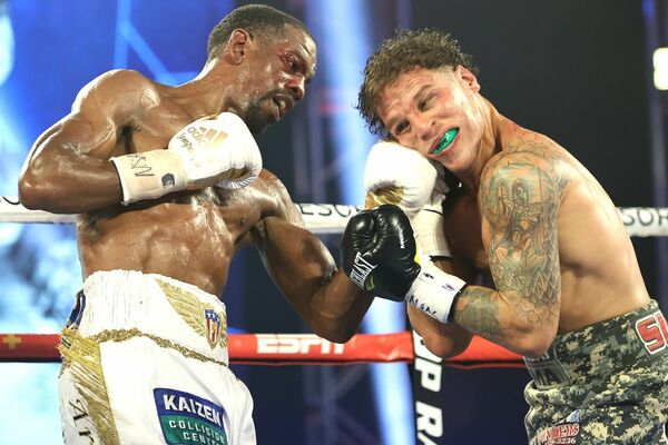 Jamel Herring retains WBO title, wants Carl Frampton next