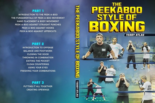Product review: Teddy Atlas 'The Peekaboo Style of Boxing'